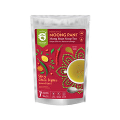 Moong Pani Spicy Chili Pepper Mung Bean Soup-Tea - 90g