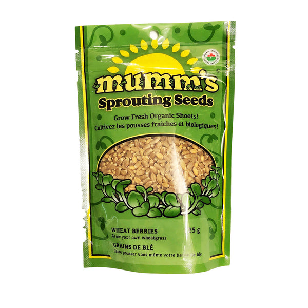 Mumm's Wheat Berries - 125g