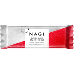 Nagi Chocolate Goji Berry Bar - 53g