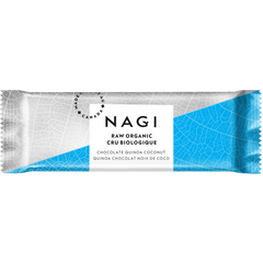 Nagi Chocolate Quinoa Coconut Bar - 53g