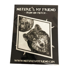 Nature's My Friend 'Wolf' Patch