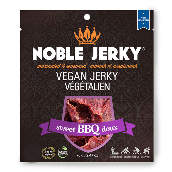 Noble Sweet BBQ Jerky - 70g
