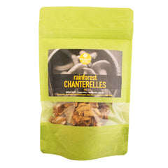 North Pacific Kelp Dried Rainforest Chanterelles - 20g