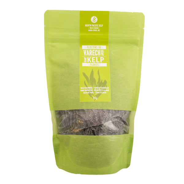 North Pacific Kelp Giant Kelp Flakes - 35g