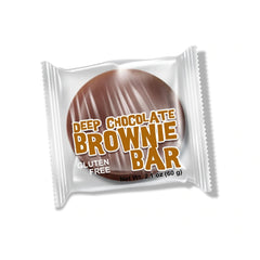 No Whey Foods Deep Chocolate Brownie Bar - 80g