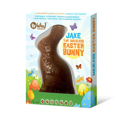 No Whey Foods Jake the Milkless Easter Bunny - 68g