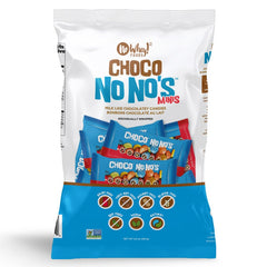 No Whey Foods Choco No No's Minis - 120g