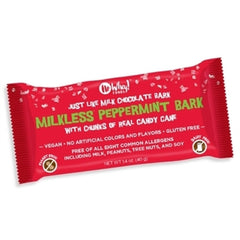 No Whey Foods Peppermint Chocolate Bark - 40g