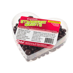 No Whey Foods Strawberry Nuggets - 142g