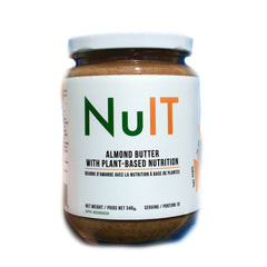 Nuit Nutrition Almond Butter - 340g