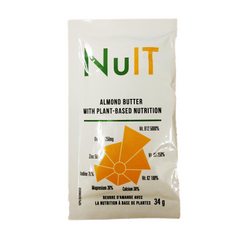 Nuit Nutrition Almond Butter - 34g