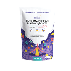 Nume Balance Blueberry, Hibiscus & Ashwaghanda Cereal - 255g