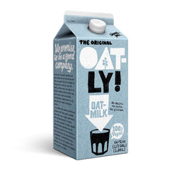 Oatly Original Oat Milk Carton - 1.89L