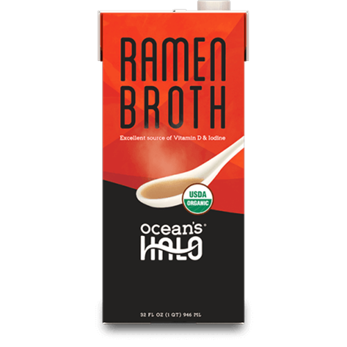 Ocean's Halo Organic Ramen Broth - 946ml