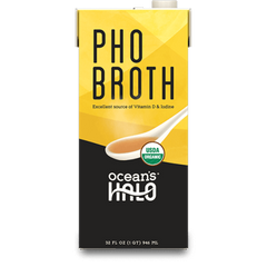 Ocean's Halo Organic Pho Broth - 946ml