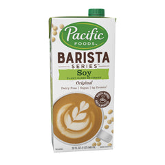 Pacific Barista Series Original Organic Soy Milk - 946ml