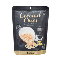 Panda Coco Durian Coconut Chips - 40g