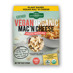 Pastabilities Organic Ruffles Mac 'N Cheese - 255g
