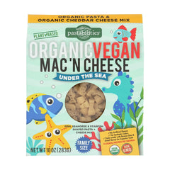 Pastabilities Organic Under the Sea Mac 'N Cheese - 283g