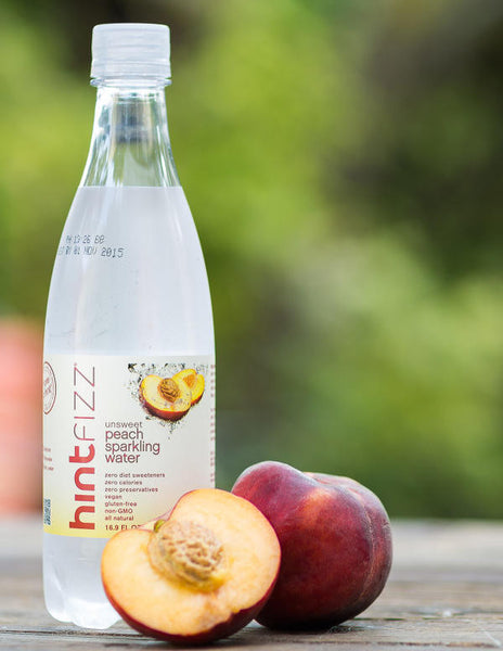 Hintfizz Peach Sparkling Water - 500ml