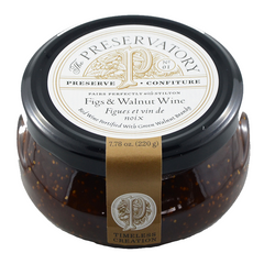 The Preservatory Figs & Walnut Wine Jam - 220g