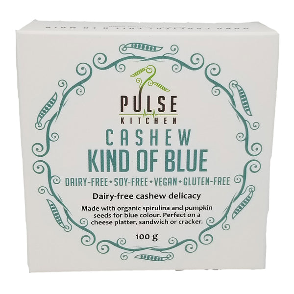 Pulse Kitchen Cashew Kind of Blue Cheese - 100g