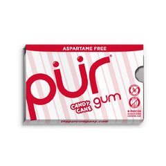 Pur Candy Cane Gum Pack