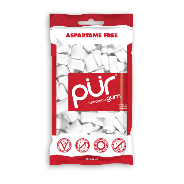 Pur Cinnamon Gum - Multiple Sizes