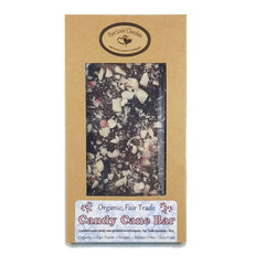 Pure Lovin' Chocolate Candy Cane Bar - 90g