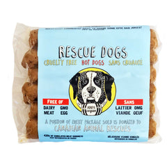 Rescue Dogs Hot Dogs - 420g