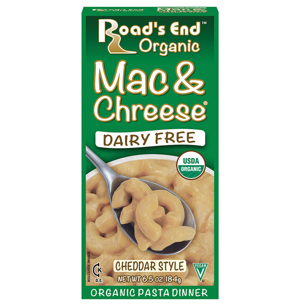 Road's End Organic Mac & Chreese - 184g