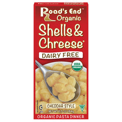 Road's End Organic Shells & Chreese - 184g