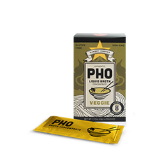 Savory Choice Pho Vegetable Broth Powder - 4x 15g