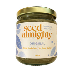 Seed Almighty Original Seed Butter - 250ml