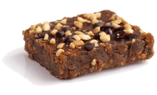 Shockingly Healthy Salted Peanut Butter Chocolate Chip Blondie - Multiple Sizes