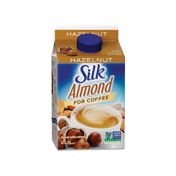 Silk Almond Hazelnut Coffee Whitener - 473ml