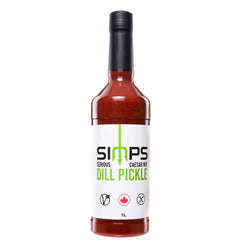 Simp's Serious Dill Pickle Caesar Mix - 1L