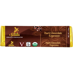 Sjaak's 70% Dark Chocolate Espresso Bar - 50g