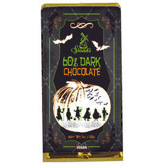 Sjaak's Halloween Dark Chocolate Bar - 28g