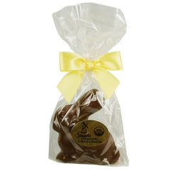 Sjaak's Melk Chocolate Sitting Bunny - 175g