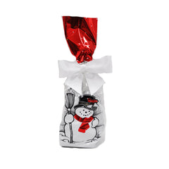 Sjaak's Peanut Butter Winter Wonderful Snowman Tote - 168g
