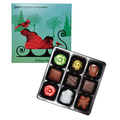 Sjaak's Sled Chocolates Gift Box - 133g