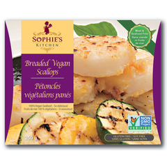 Sophie's Kitchen Breaded Scallops - 250g