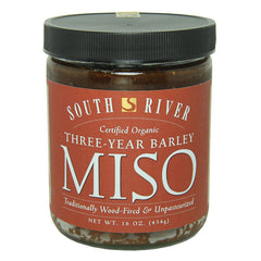 South River Three Year Barley Miso - 454g