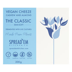 Spread'Em 'The Classic' Cheese - 200g