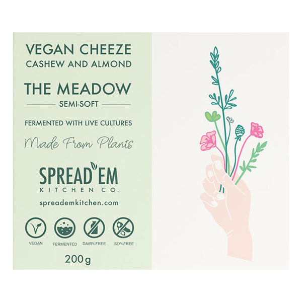 Spread'Em 'The Meadow' Cheese - 200g