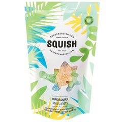 Squish Candies Dinosours Gummies - 120g