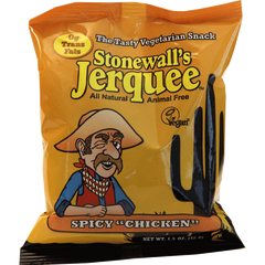 Stonewall's Jerquee Spicy Chicken Jerky - 42g
