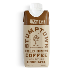Stumptown Cold Brew Horchata Oat Coffee - 325ml
