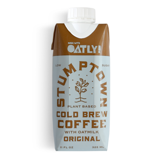 Stumptown Cold Brew Original Oat Coffee - 325ml